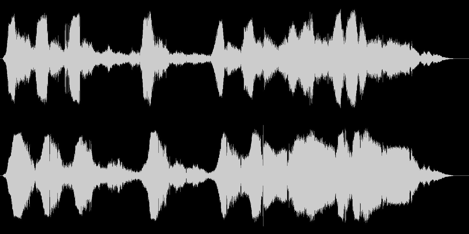 GTSカー;アウトオブターン(13...の未再生の波形
