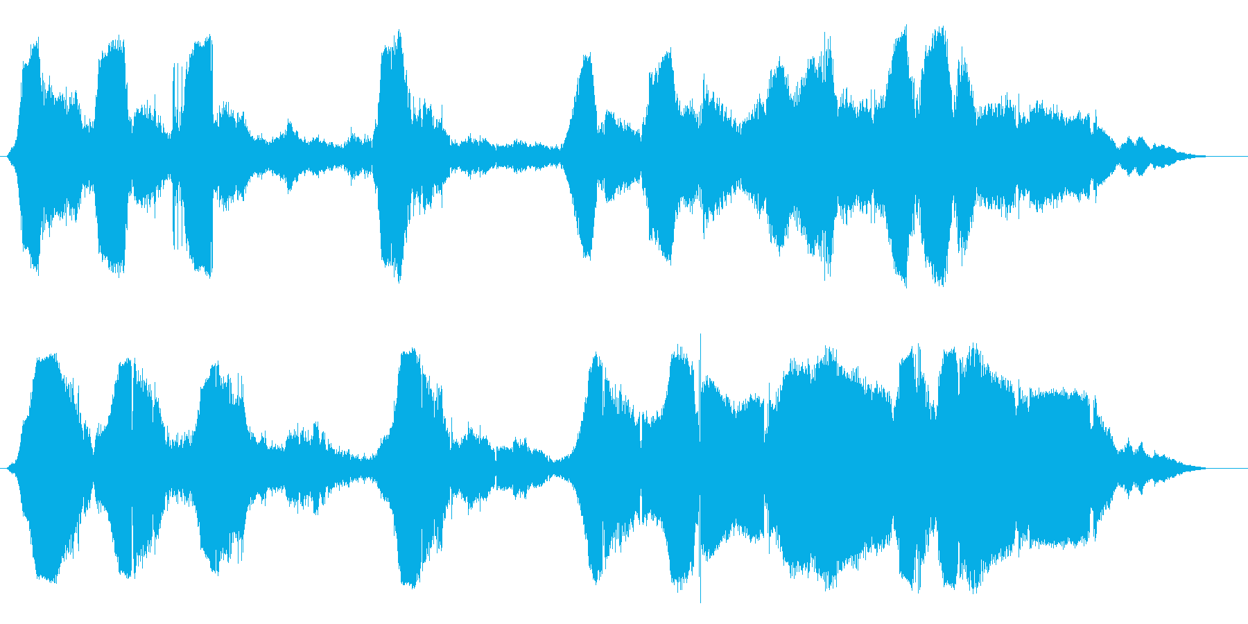 GTSカー;アウトオブターン(13...の再生済みの波形