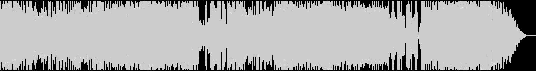 【パワフルギター生演奏】ポップHR 2の未再生の波形