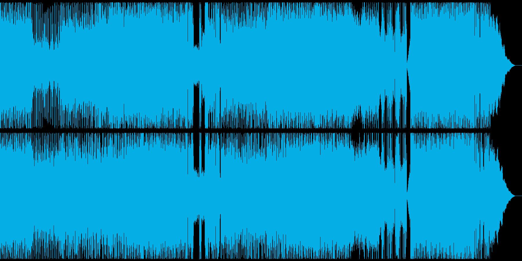 【パワフルギター生演奏】ポップHR 2の再生済みの波形