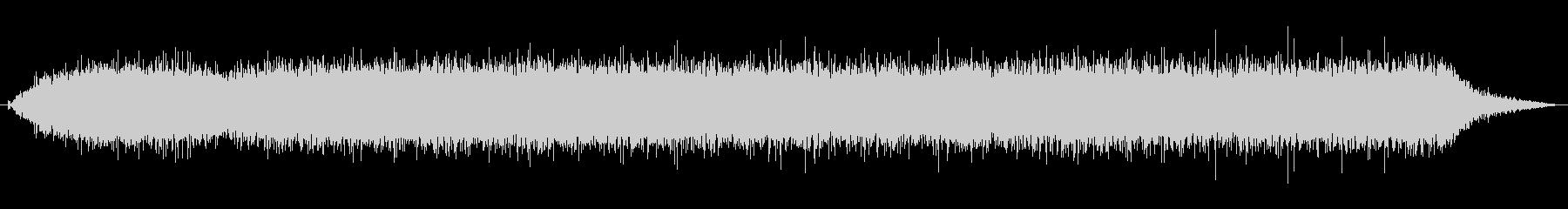 電気:ボアワンホール、コンストラク...の未再生の波形