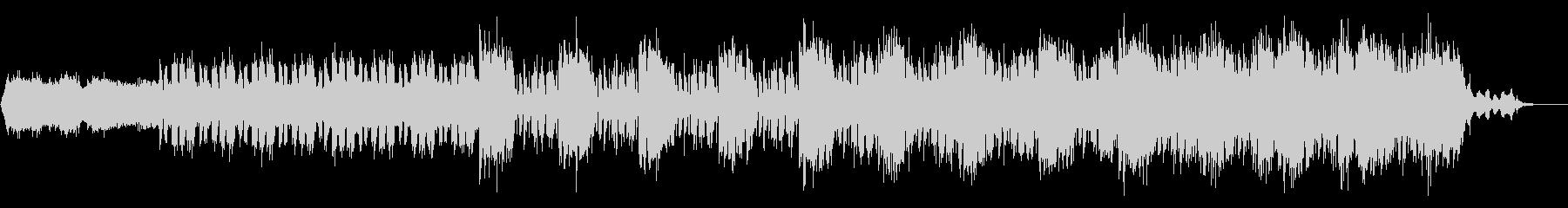 KANT混沌アンビエント20626の未再生の波形
