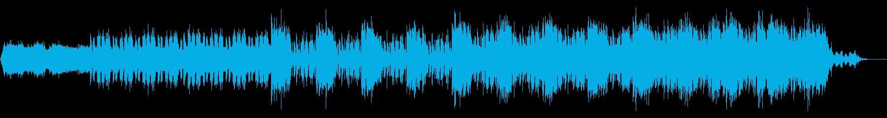 KANT混沌アンビエント20626の再生済みの波形