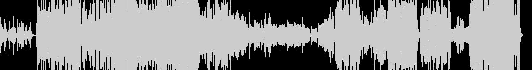 スタイリッシュ 交響曲第7-2 アレンジの未再生の波形