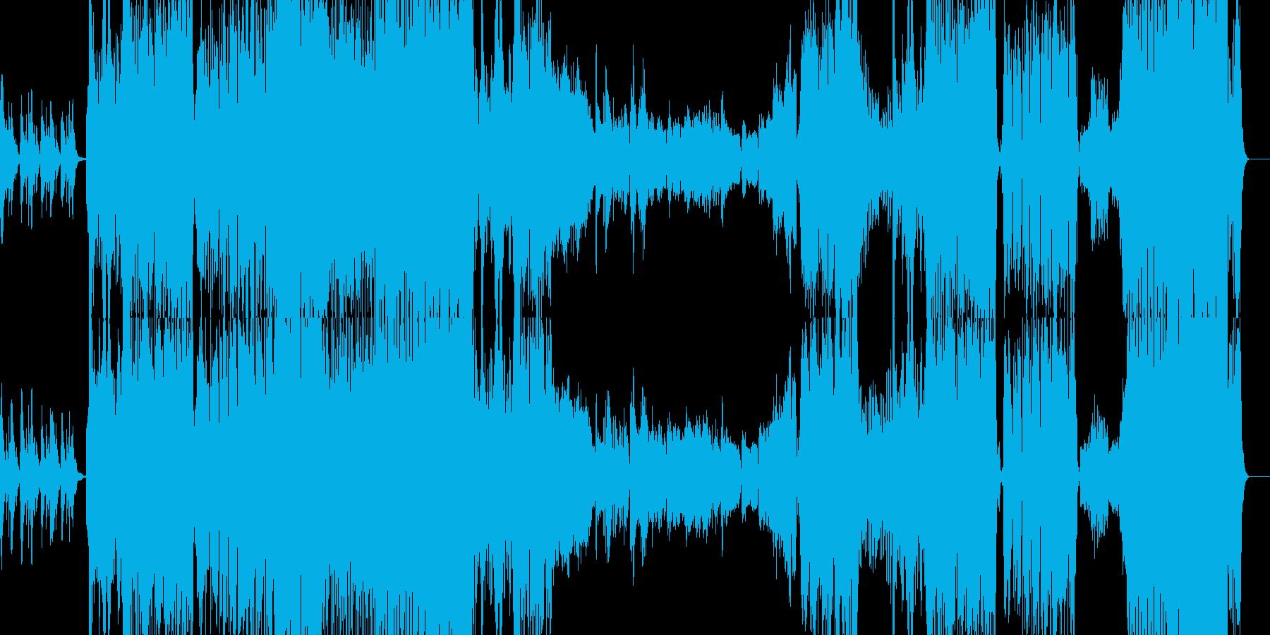 スタイリッシュ 交響曲第7-2 アレンジの再生済みの波形