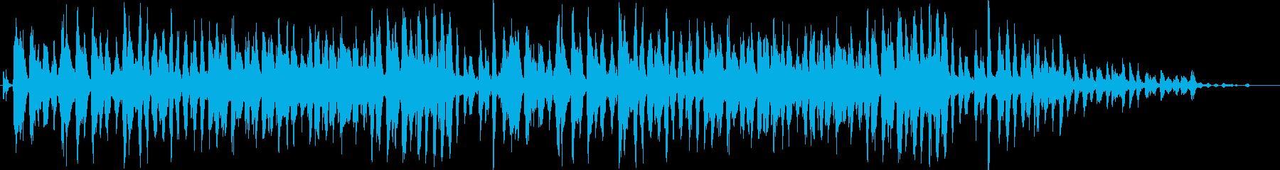 昔のスイングジャズサウンドはビッグ...の再生済みの波形