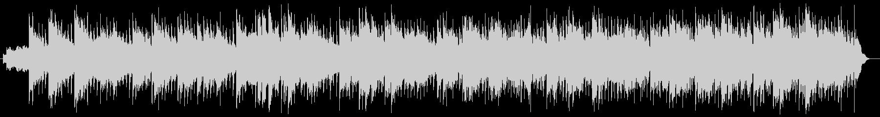 クールなインストルメンタルロックの未再生の波形