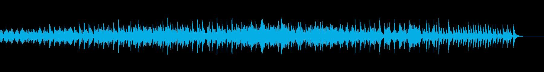 カノン オルゴールの再生済みの波形