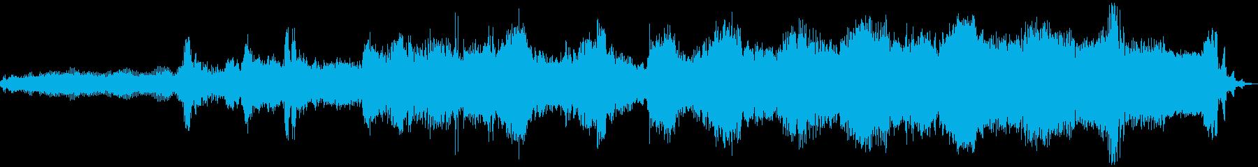 【ホラーゲーム】 敵の思惑通り シーンの再生済みの波形