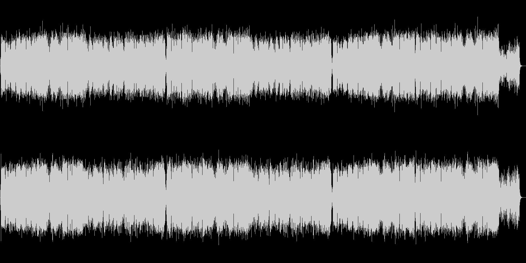【生録音】和ポップ・篠笛・切ないメロディの未再生の波形