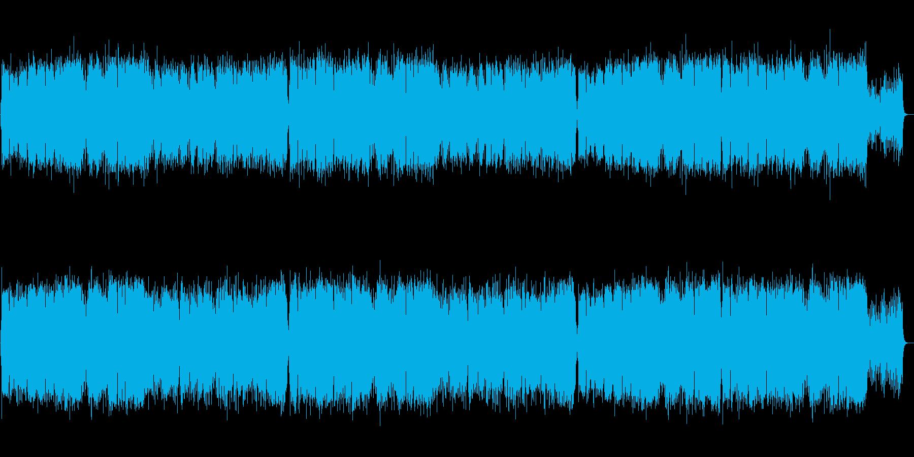 【生録音】和ポップ・篠笛・切ないメロディの再生済みの波形