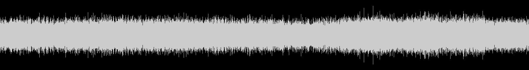 【生録音】ループで使える夏の虫の声 4の未再生の波形