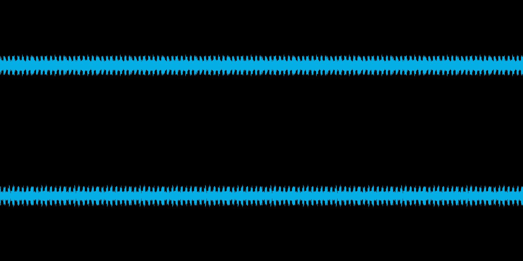 ASMR 音フェチApp用 ノイズ 4の再生済みの波形