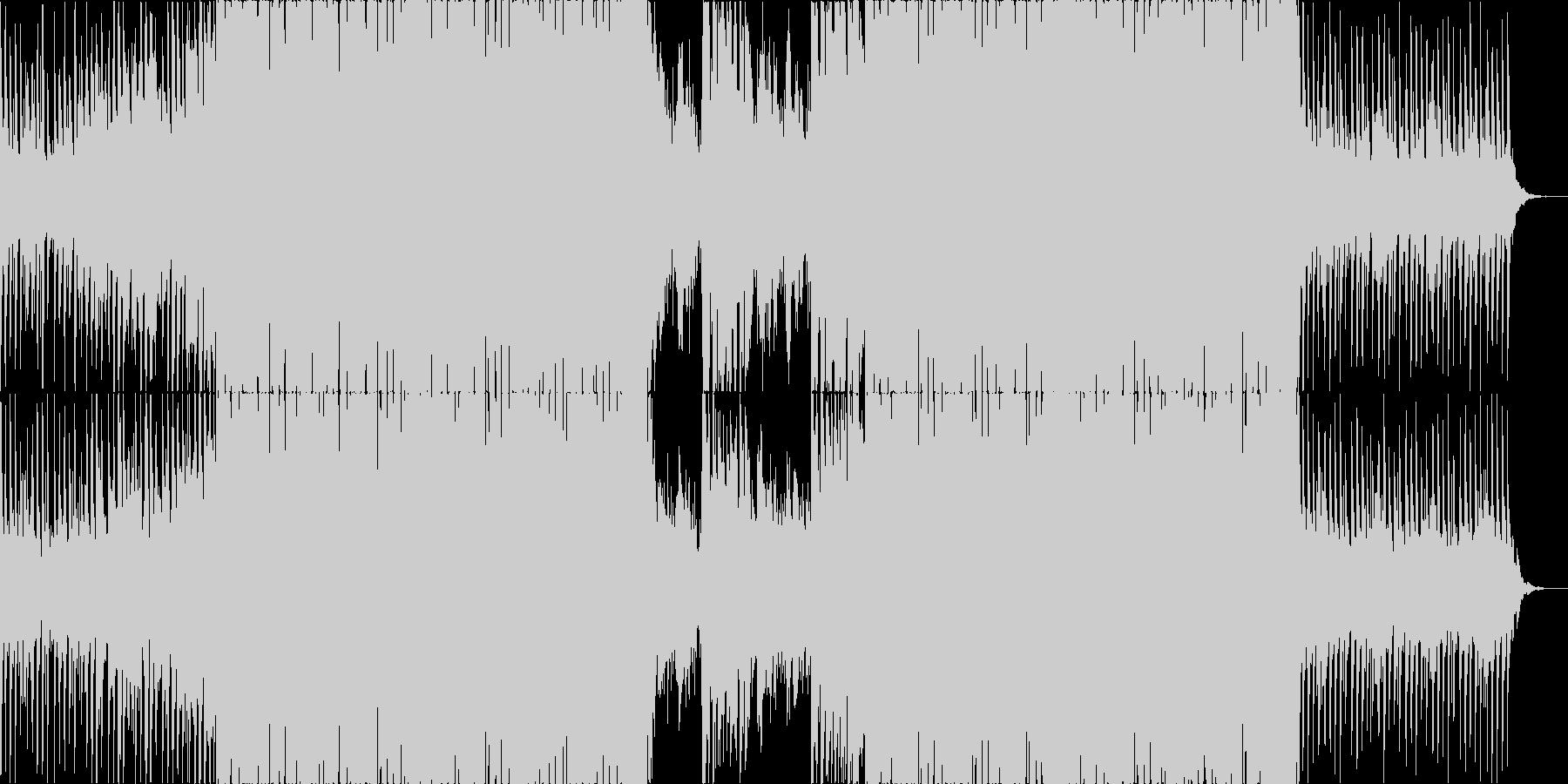 サックスシティ / フューチャーポップの未再生の波形
