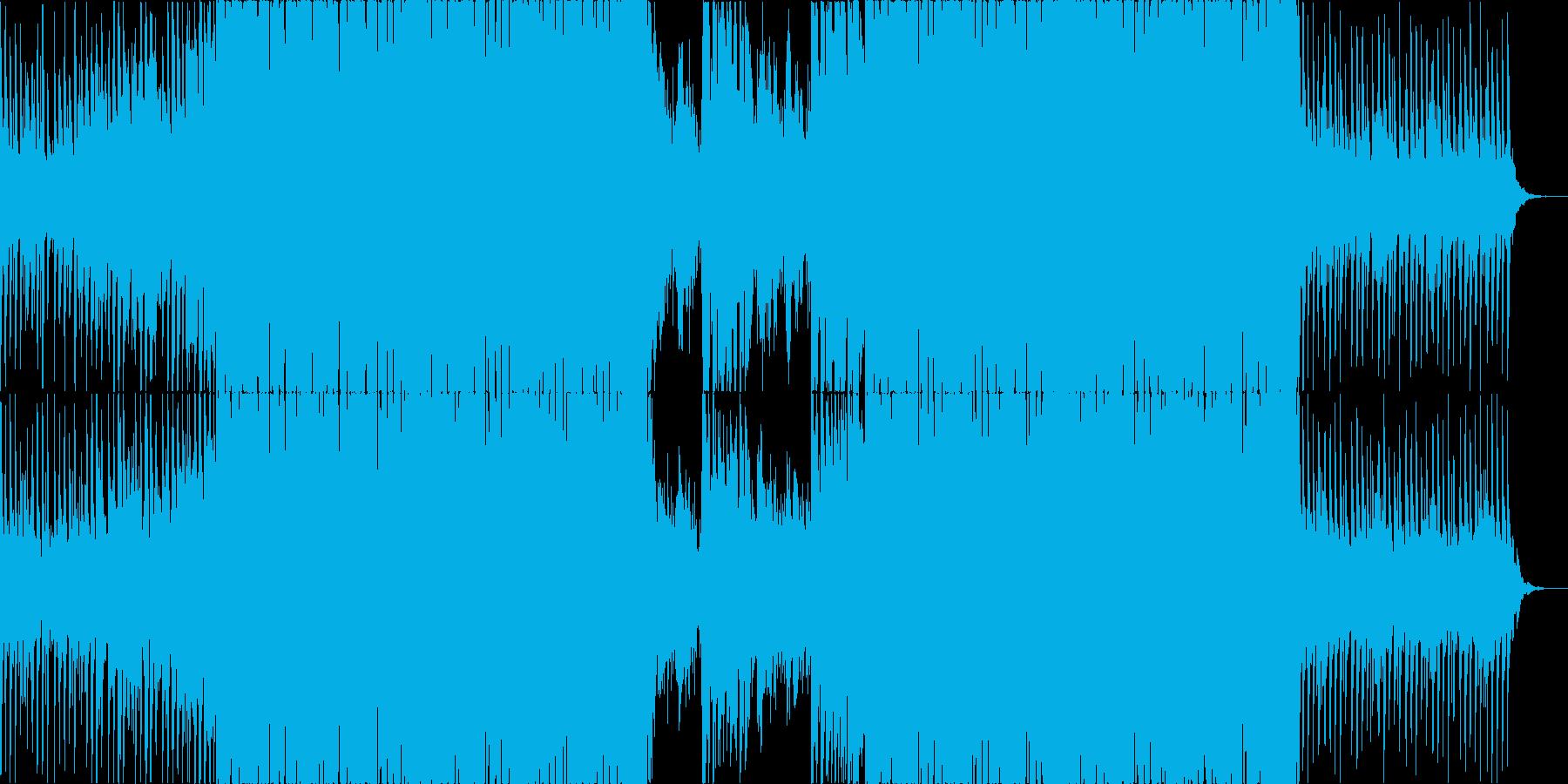 サックスシティ / フューチャーポップの再生済みの波形