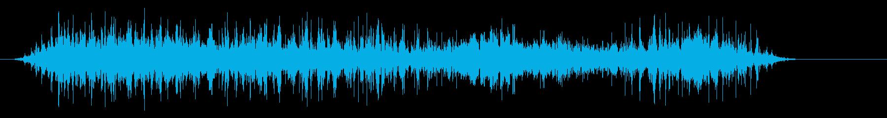 エルロシオカレタYカスコスの再生済みの波形