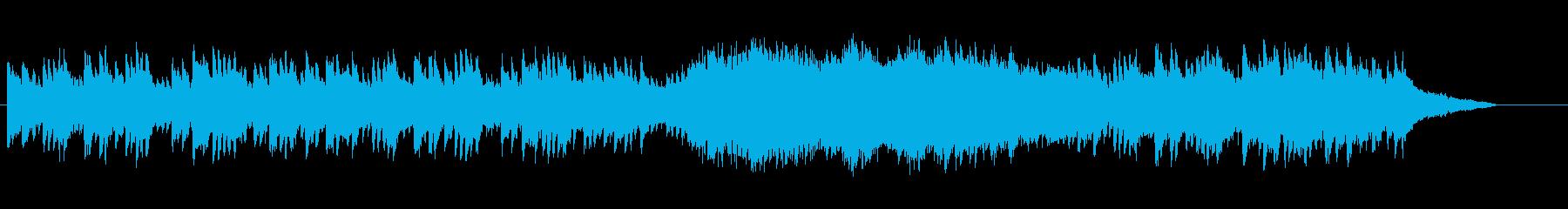 夕暮の気だるくセンチなアコースティックの再生済みの波形