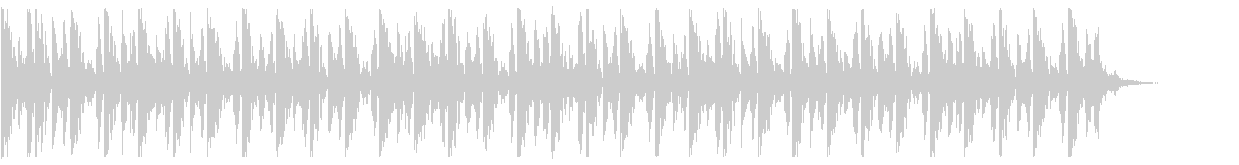 古代遺跡/ジャングル_No664_4の未再生の波形