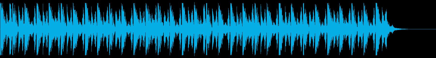 古代遺跡/ジャングル_No664_4の再生済みの波形
