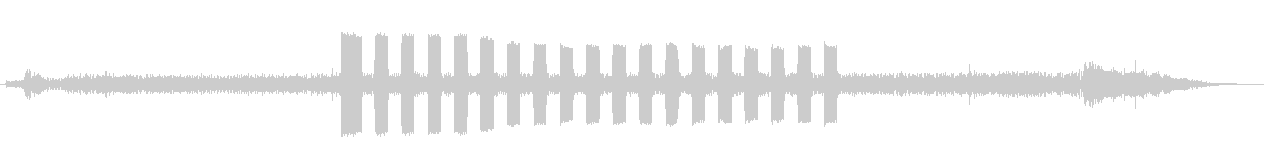 AMBULANCE:EXTERIO...の未再生の波形
