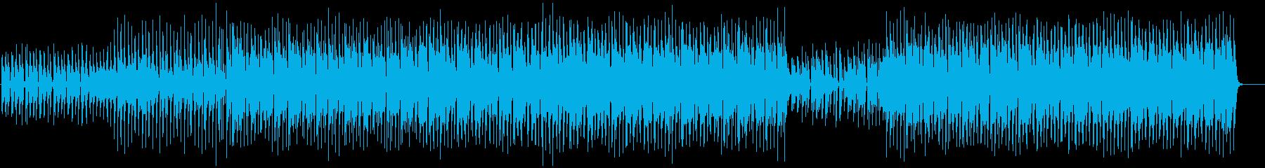 Energetic, fun, happy, ukulele, whistling's reproduced waveform