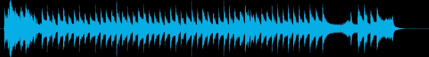 誕生日の歌(ワルツver) 【カラオケ】の再生済みの波形