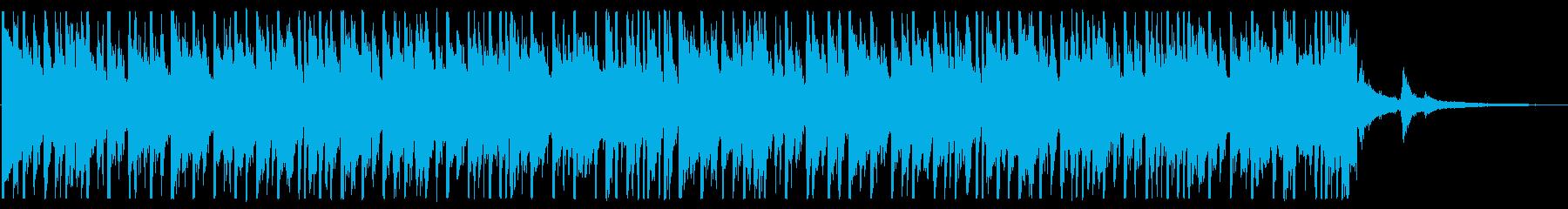煌びやか/夜景/ディスコ_No694_5の再生済みの波形