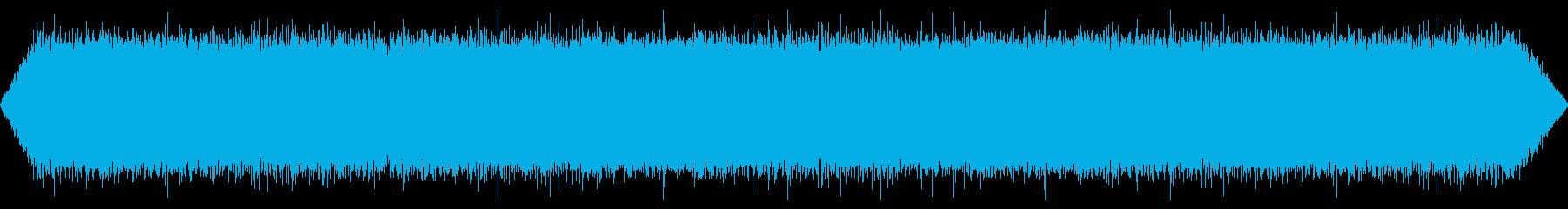 オイルバーナー:絶え間ない爆風、近...の再生済みの波形