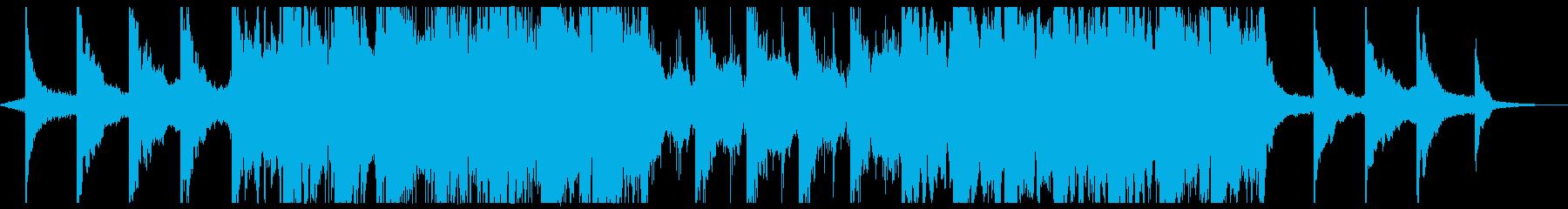 現代の交響曲 アンビエント 神経質...の再生済みの波形