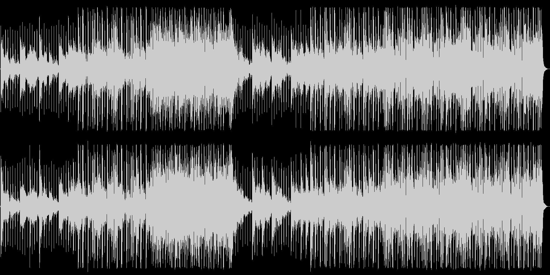 優しい雰囲気のR&B_No495_1の未再生の波形