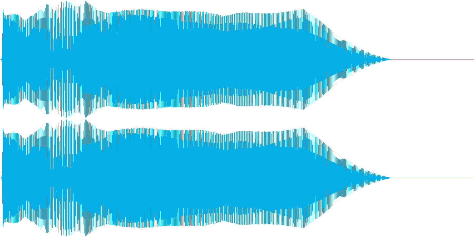 Game キャラ攻撃音 ザコキャラ退治1の再生済みの波形