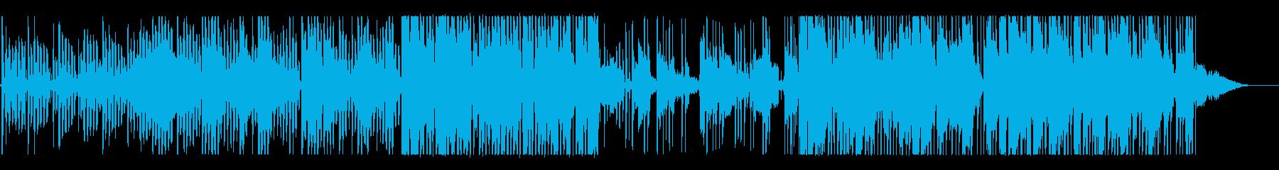 ギター ローファイヒップホップ Lofiの再生済みの波形