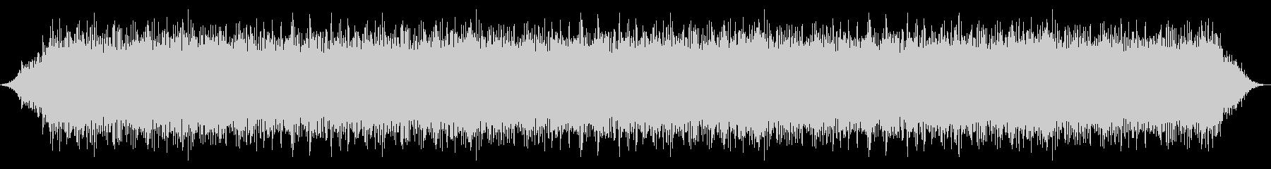 PC 駆動音02-06(ロング)の未再生の波形