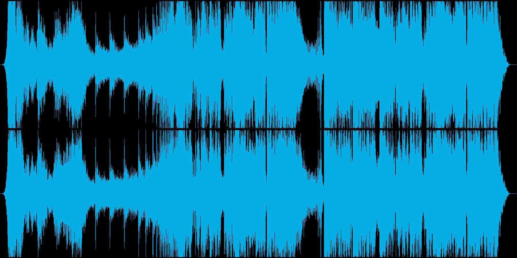 ワールド 民族 実験的 ロック ポ...の再生済みの波形