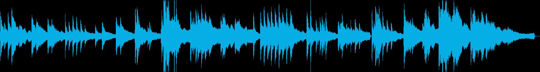 ヒーリングピアノ組曲 まどろみ 3の再生済みの波形