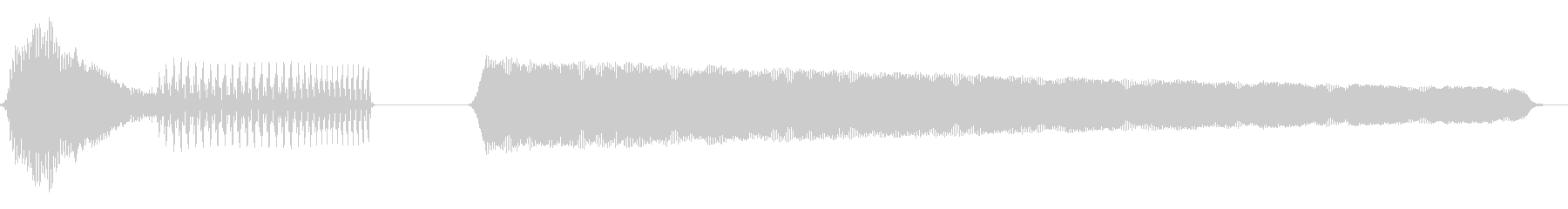 コンピュータテレメトリ:ファンクシ...の未再生の波形