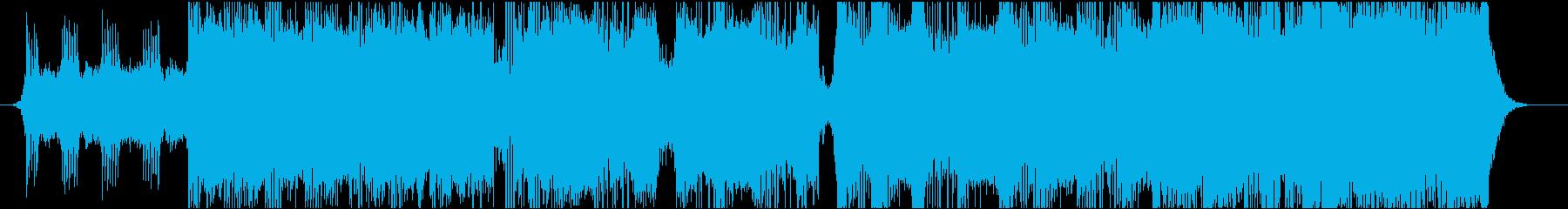 アンビエント 実験的な ほのぼの ...の再生済みの波形