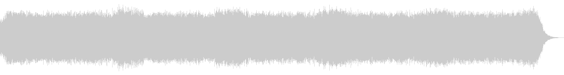 プラネットアトモスフィア1不気味な...の未再生の波形