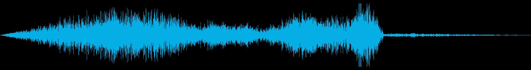 リザーバー、液体金属クリークak散...の再生済みの波形