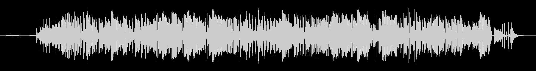 Oyasumi Songの未再生の波形