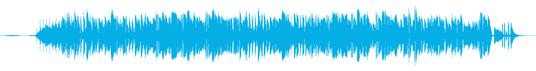 Oyasumi Songの再生済みの波形