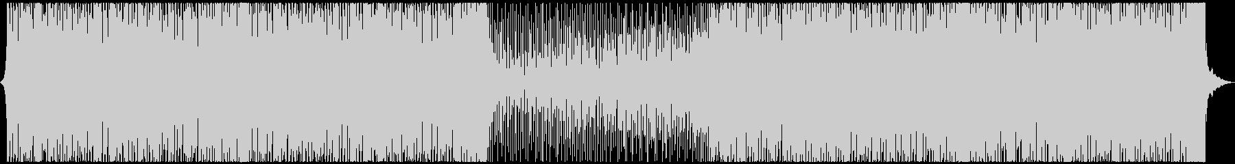 【イントロカット】疾走感溢れる熱いEDMの未再生の波形