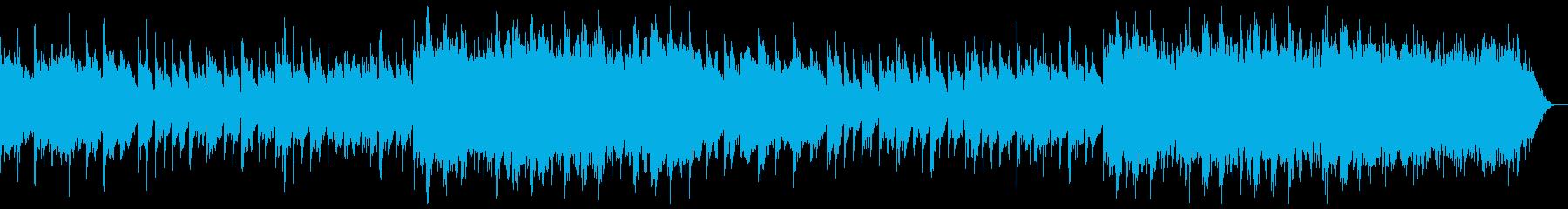 ギターの爽やかで感動的なチルシンフォ。の再生済みの波形