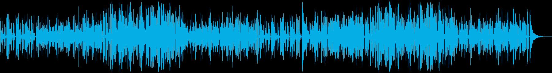 Chaiの再生済みの波形