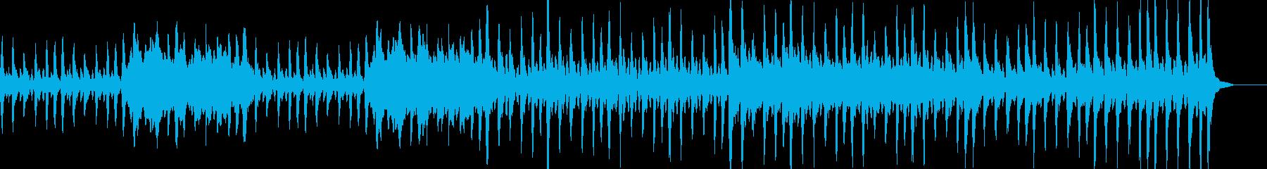 爽やか・壮大な感じ ストリングス・ピアノの再生済みの波形