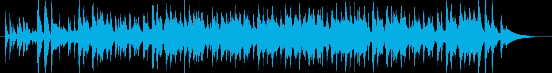 カム・ホームの再生済みの波形