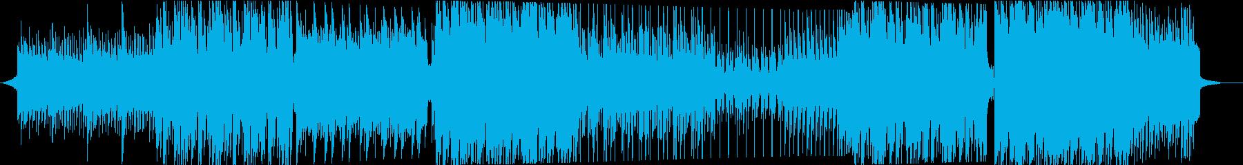 トラップ ヒップホップ スタイリッ...の再生済みの波形
