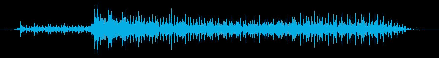 シューティングスタービープザップマ...の再生済みの波形