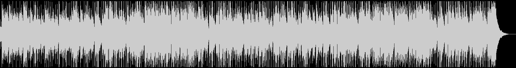 生音マンドリンとピアノの気楽なポップスの未再生の波形