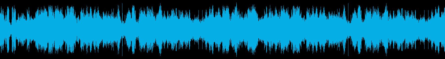 ガールズ、ブリティッシュ、ゴー・ク...の再生済みの波形